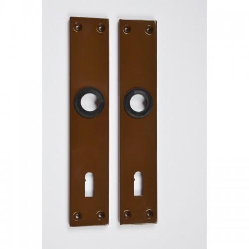 Štíty dveřní komaxit K72, K484
