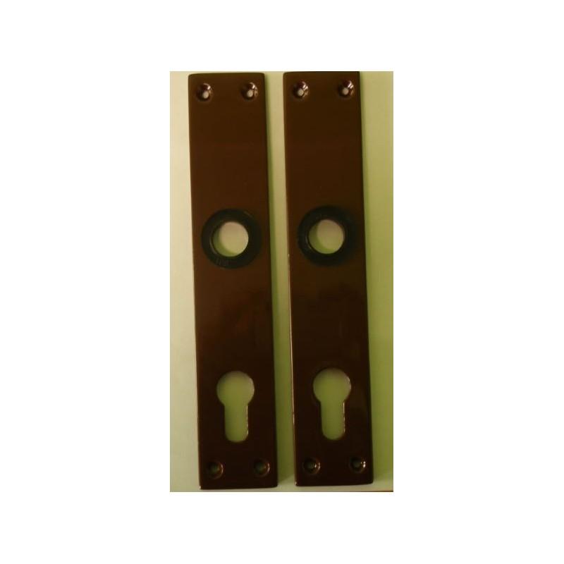 Štíty dveřní komaxit V72, K714