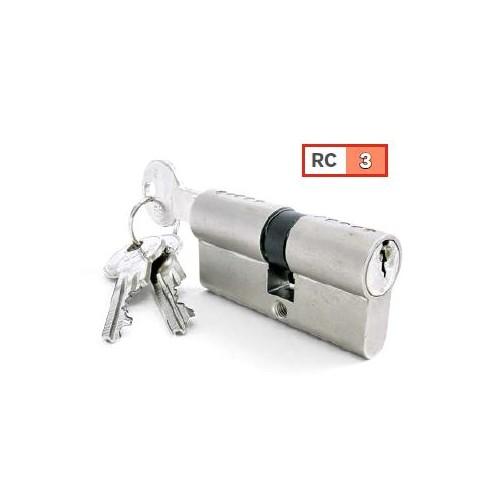 Cylindrická vložka  30/35 Ni  ( 3 klíče )