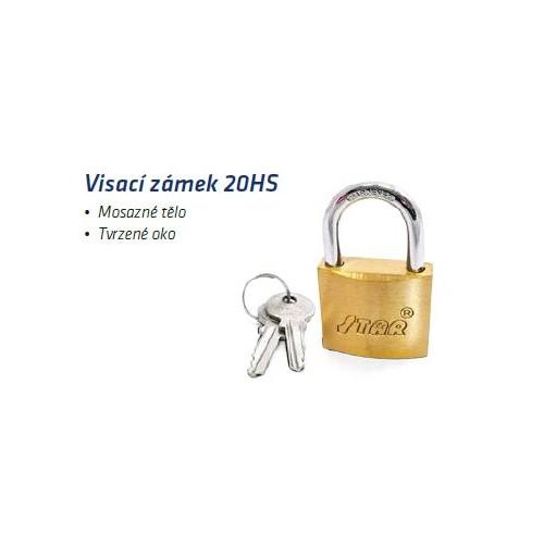 Visací zámek  20 HS / 30 mm