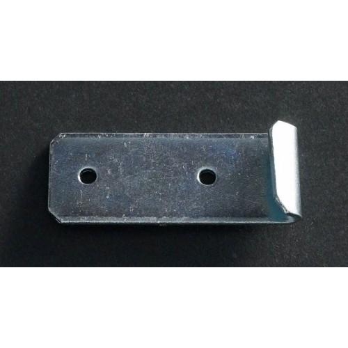 Háček rovný fosfát, K805