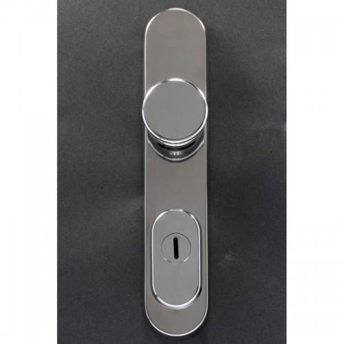 Bezpečn. kování chrom, K785 72mm